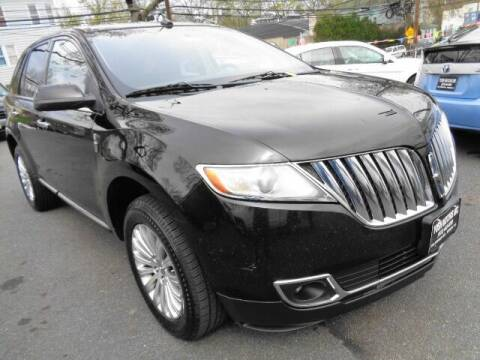 2012 Lincoln MKX for sale at Yosh Motors in Newark NJ