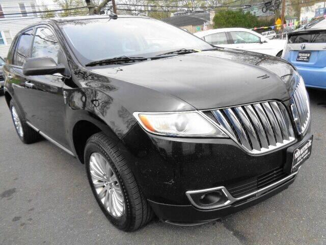 2012 Lincoln MKX for sale at Yosh Motors in Newark NJ