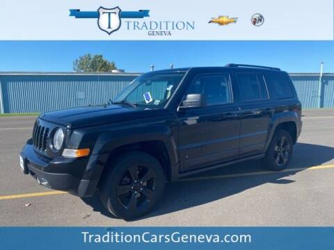 2015 Jeep Patriot for sale at Tradition Chevrolet Buick in Geneva NY