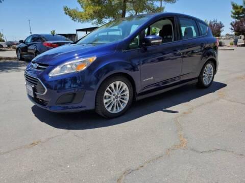 2017 Ford C-MAX Hybrid for sale at Matador Motors in Sacramento CA