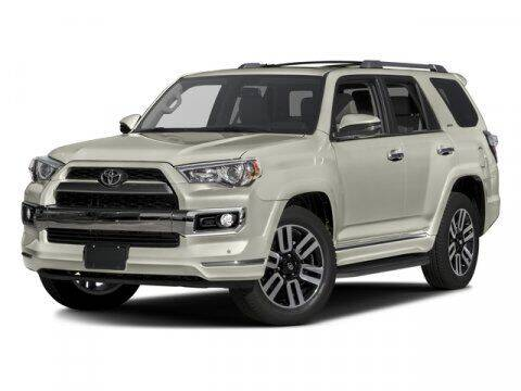 2016 Toyota 4Runner for sale at Smart Budget Cars in Madison WI