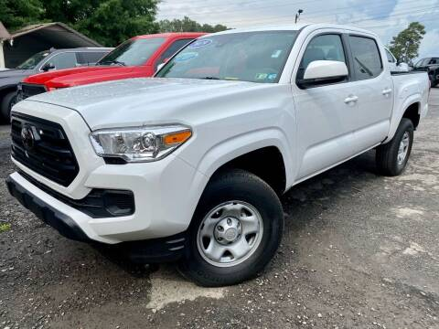 2019 Toyota Tacoma for sale at Lux Auto in Lawrenceville GA