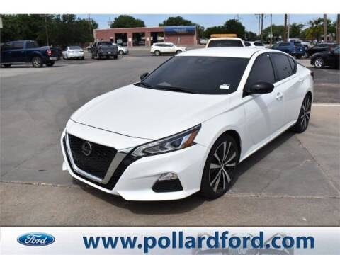 2020 Nissan Altima for sale at South Plains Autoplex by RANDY BUCHANAN in Lubbock TX