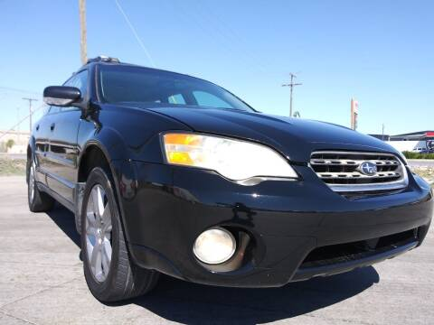 2005 Subaru Outback for sale at AUTOMOTIVE SOLUTIONS in Salt Lake City UT