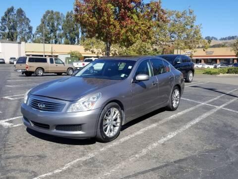 2007 Infiniti G35 for sale at Gateway Motors in Hayward CA