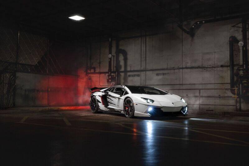 2012 Lamborghini Aventador for sale in Phoenix, AZ