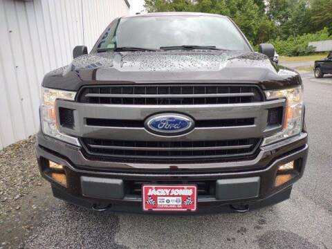 2018 Ford F-150 for sale at CU Carfinders in Norcross GA