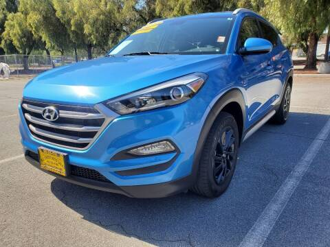 2018 Hyundai Tucson for sale at ALL CREDIT AUTO SALES in San Jose CA