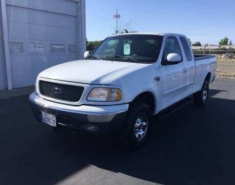 2000 Ford F-150 for sale at My Three Sons Auto Sales in Sacramento CA