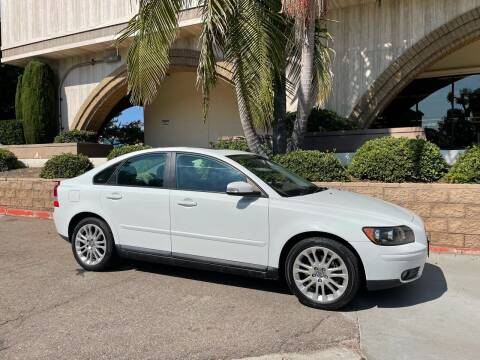2007 Volvo S40 for sale at MILLENNIUM CARS in San Diego CA