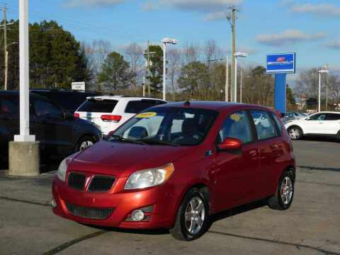 2009 Pontiac G3 for sale at Paniagua Auto Mall in Dalton GA