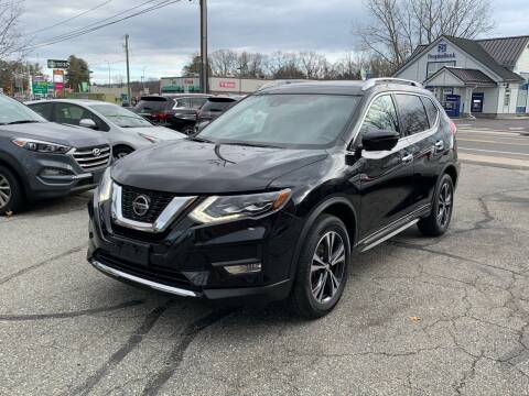 2018 Nissan Rogue for sale at Ludlow Auto Sales in Ludlow MA