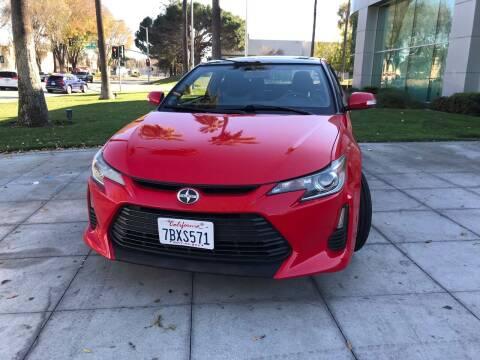 2014 Scion tC for sale at Top Motors in San Jose CA