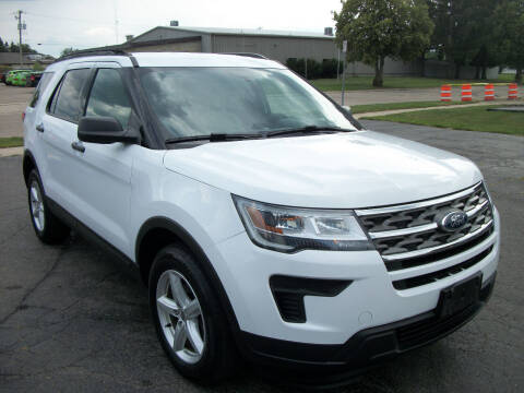 2018 Ford Explorer for sale at USED CAR FACTORY in Janesville WI