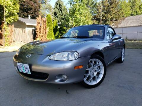 2002 Mazda MX-5 Miata for sale at A1 Group Inc in Portland OR
