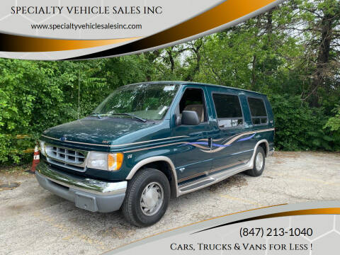 1999 Ford E-Series Cargo for sale at SPECIALTY VEHICLE SALES INC in Skokie IL