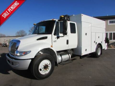 2007 International DuraStar 4400 for sale at NorthStar Truck Sales in St Cloud MN