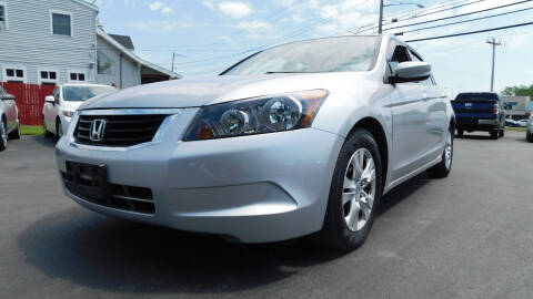 2008 Honda Accord for sale at Action Automotive Service LLC in Hudson NY