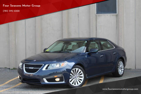 2011 Saab 9-5 for sale at Four Seasons Motor Group in Swampscott MA
