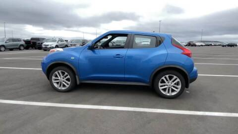2012 Nissan JUKE for sale at Select AWD in Provo UT