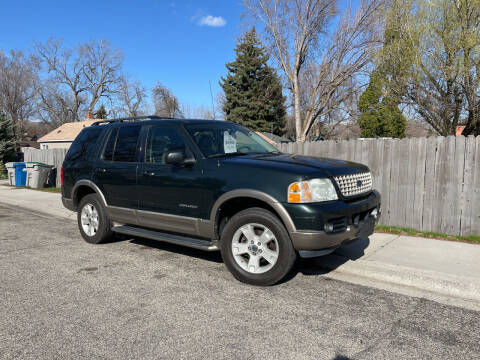 2004 Ford Explorer for sale at Ace Auto Sales in Boise ID