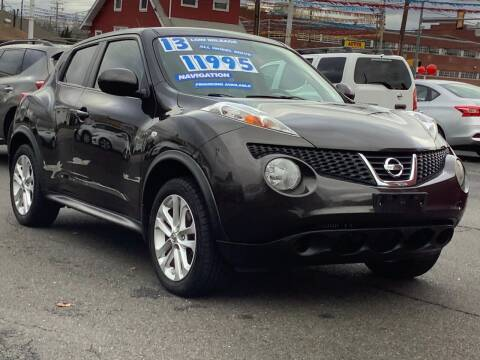 2013 Nissan JUKE for sale at Active Auto Sales in Hatboro PA