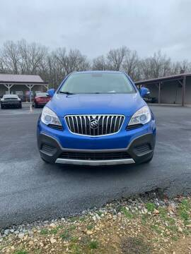 2017 Buick Encore for sale at RHK Motors LLC in West Union OH