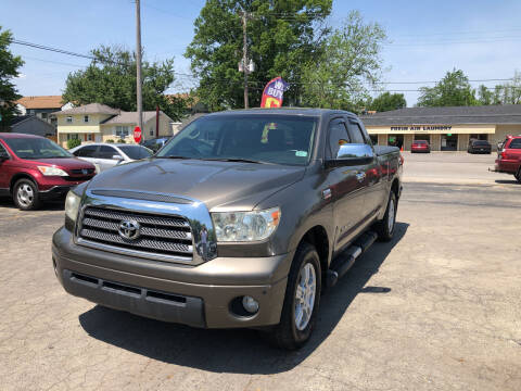 2007 Toyota Tundra for sale at Neals Auto Sales in Louisville KY