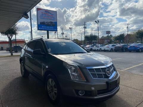 2015 Cadillac SRX for sale at Magic Auto Sales in Dallas TX