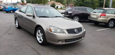 2005 Nissan Altima for sale at Auto Choice in Belton MO