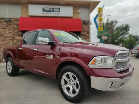 2018 RAM Ram Pickup 1500 for sale at 719 Automotive Group in Colorado Springs CO