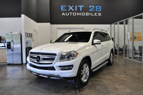 2016 Mercedes-Benz GL-Class for sale at Exit 28 Auto Center LLC in Cornelius NC
