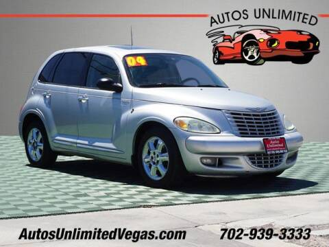 2004 Chrysler PT Cruiser for sale at Autos Unlimited in Las Vegas NV