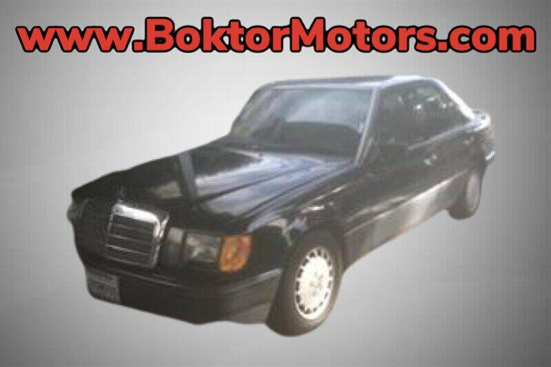1991 Mercedes-Benz 300-Class for sale at Boktor Motors in North Hollywood CA