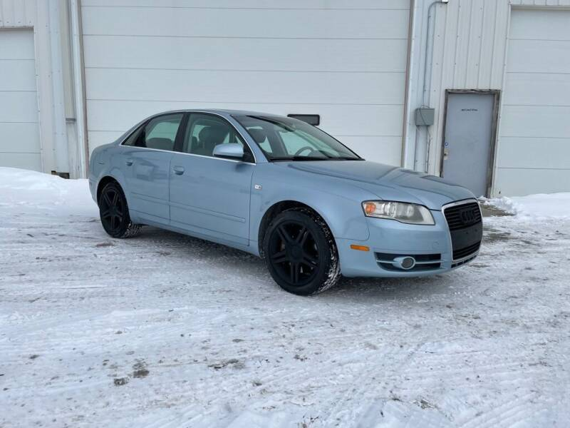 2006 Audi A4 for sale at American Car Dealers in Lincoln NE