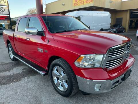 2015 RAM Ram Pickup 1500 for sale at Austin Direct Auto Sales in Austin TX