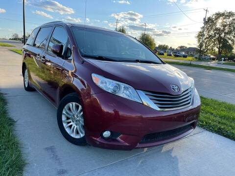 2014 Toyota Sienna for sale at Wyss Auto in Oak Creek WI