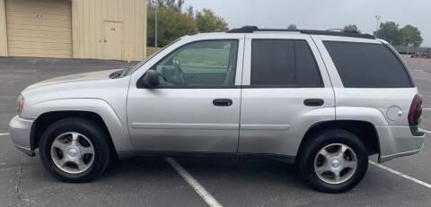 2007 Chevrolet TrailBlazer for sale at In Motion Sales LLC in Olathe KS