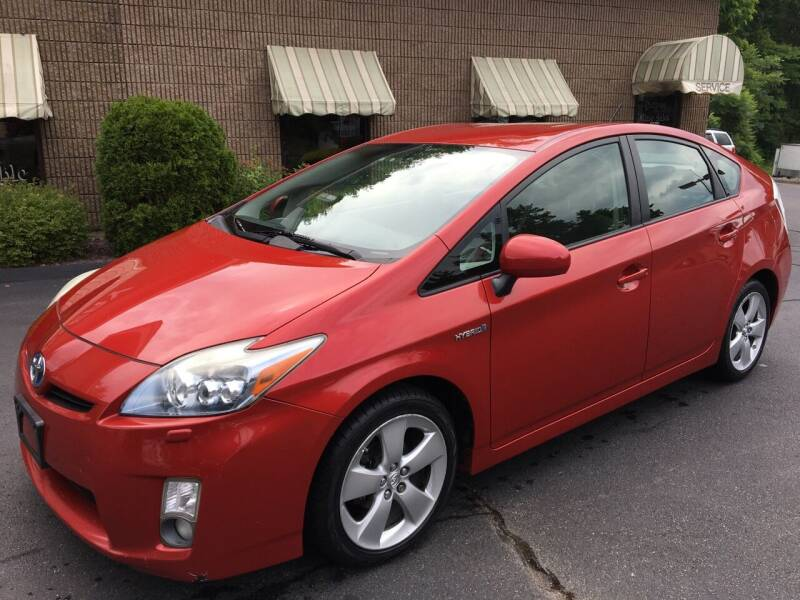 2010 Toyota Prius for sale at Depot Auto Sales Inc in Palmer MA
