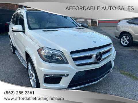 2014 Mercedes-Benz GL-Class for sale at Affordable Auto Sales in Irvington NJ