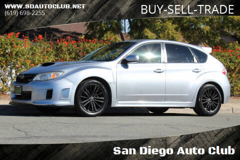 2014 Subaru Impreza for sale at San Diego Auto Club in Spring Valley CA