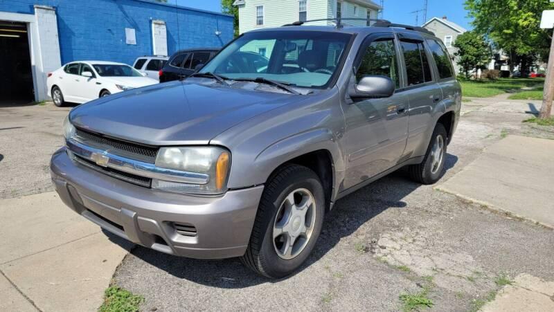 2007 Chevrolet TrailBlazer for sale at M & C Auto Sales in Toledo OH