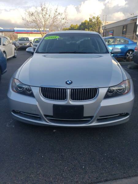 2008 BMW 3 Series for sale at Thomas Auto Sales in Manteca CA