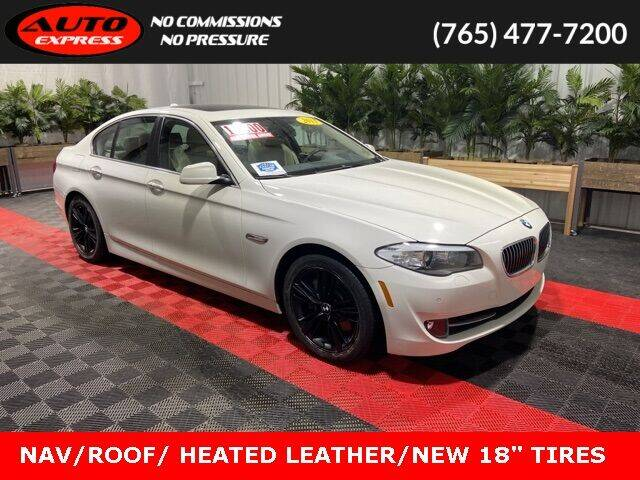 2013 BMW 5 Series for sale at Auto Express in Lafayette IN