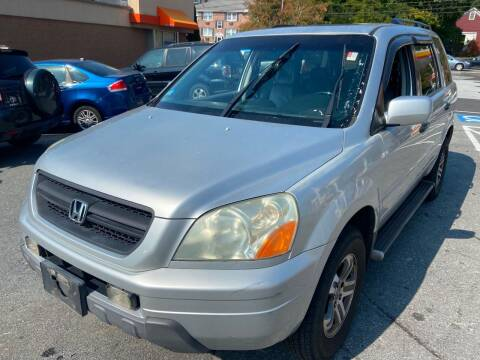 2005 Honda Pilot for sale at Best Choice Auto Sales in Methuen MA