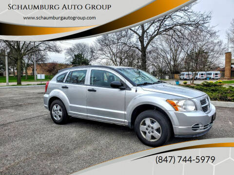 2009 Dodge Caliber for sale at Schaumburg Auto Group in Schaumburg IL