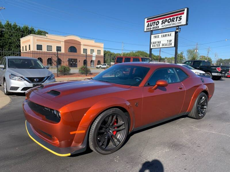 2020 Dodge Challenger for sale at Auto Sports in Hickory NC
