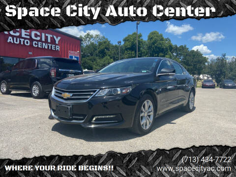 2018 Chevrolet Impala for sale at Space City Auto Center in Houston TX