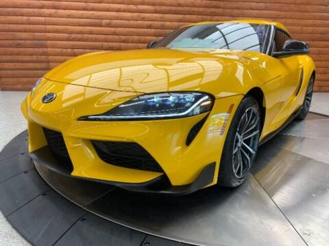 2021 Toyota GR Supra for sale at Dixie Motors in Fairfield OH