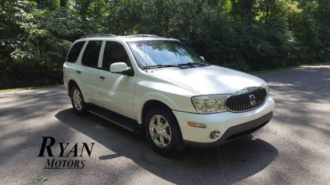 2006 Buick Rainier for sale at Ryan Motors LLC in Warsaw IN